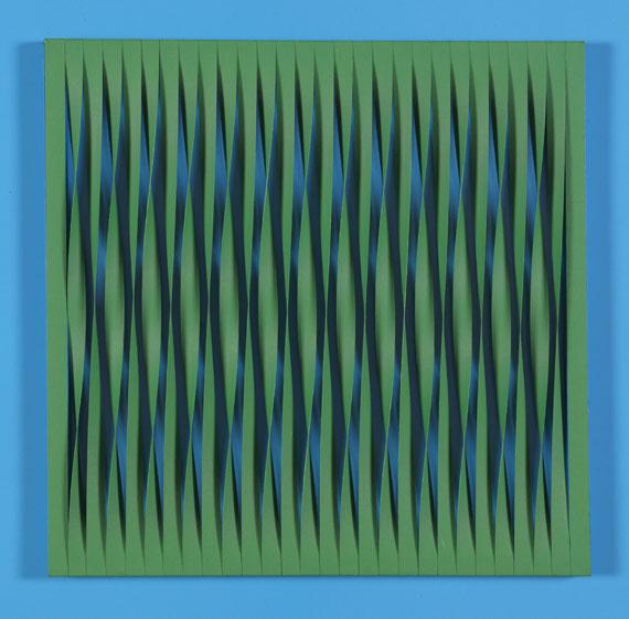 Walter Leblanc - Torsionsbild P.F. 9207