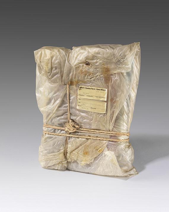 Christo und Jeanne-Claude - Wrapped Magazin McCall´s - Weitere Abbildung
