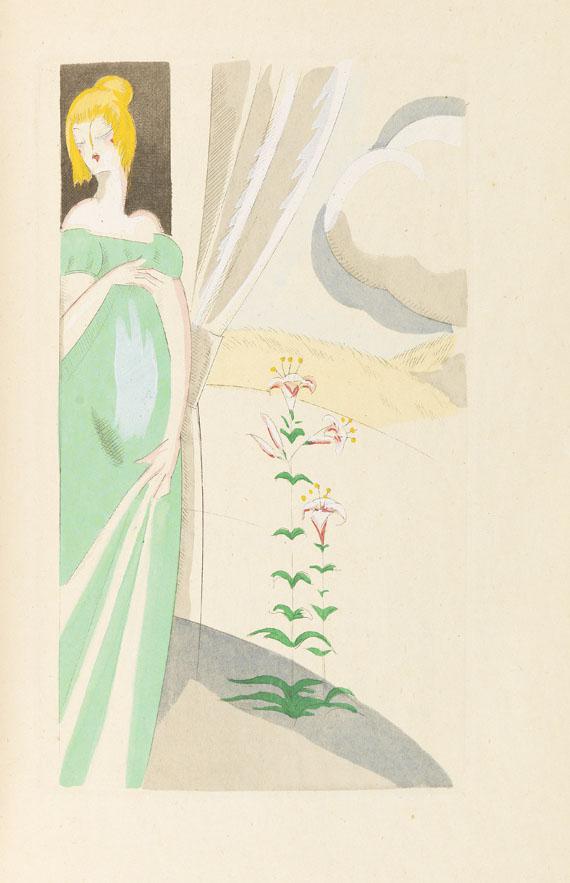 Roger Pillet - Les oraisons amoureuses. Illustr. von Y. B. Dyl.