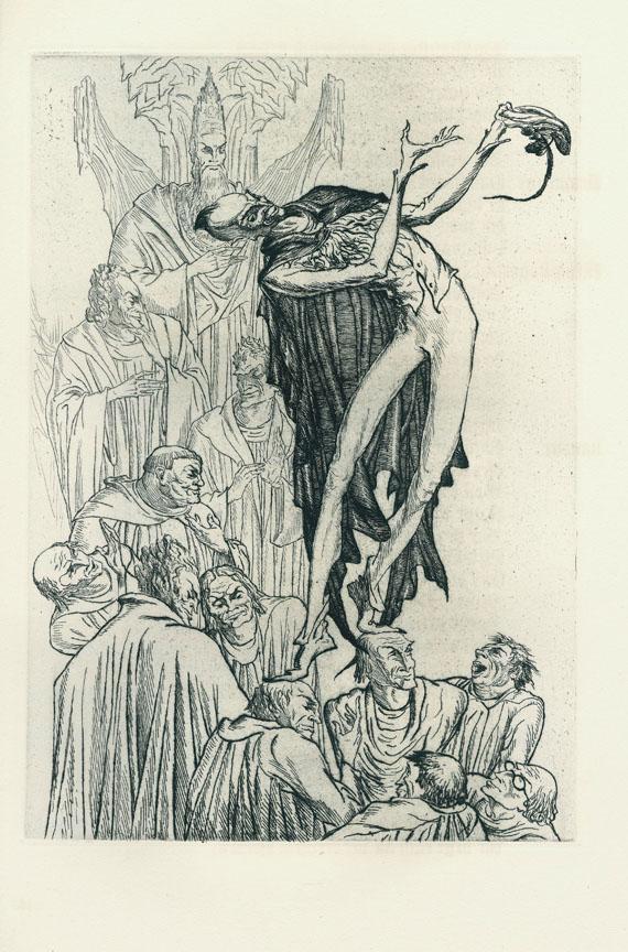Bruno Goldschmitt - Goethe - Faust. Eine Tragödie.