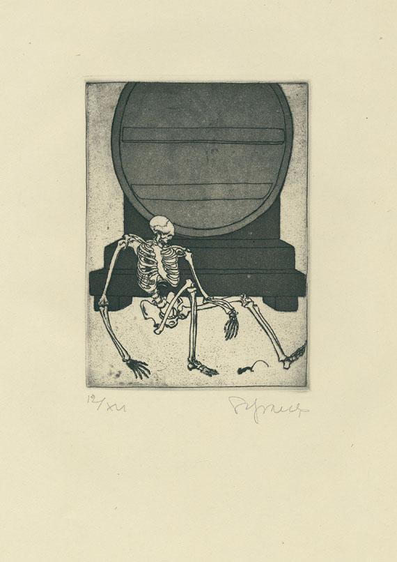 Sepp Frank - Goethe - Faust. 2 Bde.