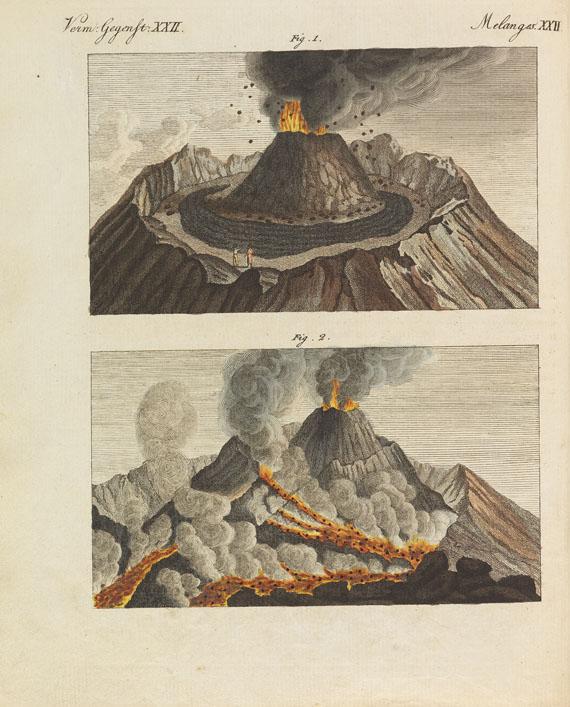 Friedrich Johann Justin Bertuch - Bilderbuch für Kinder. 12 Bde. Dabei: 1 Beigabe.