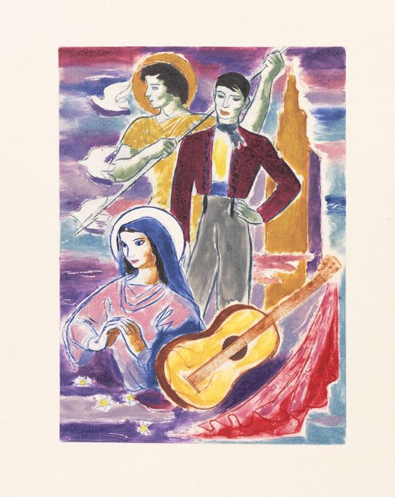 Federico García Lorca - Romancero Gitano. -