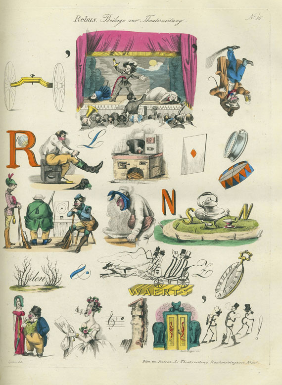 Theater - Illustrirte Theaterzeitung (Wien). Jg. 38, 1. Halbjahr.