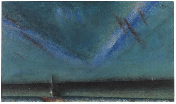 Feininger - The Baltic (V-Cloud)