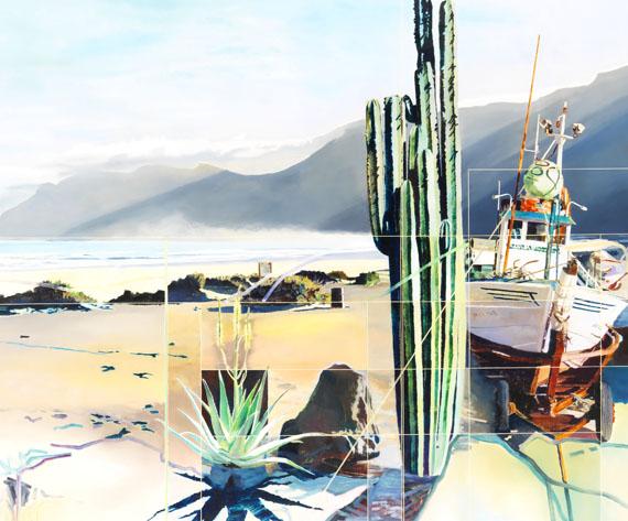 Veit Ferrer - Die Verachtung. Playa de Famara