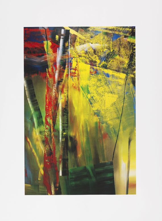 Gerhard Richter - Victoria I