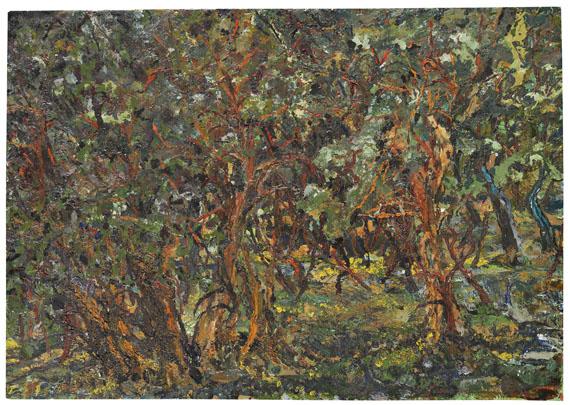 Gerhard Altenbourg - Grünes Labyrinth