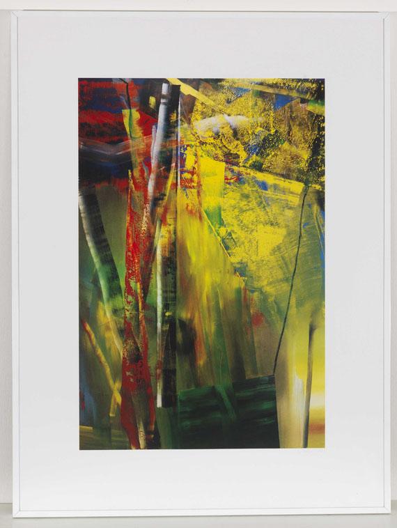 Gerhard Richter - Victoria I - Frame image