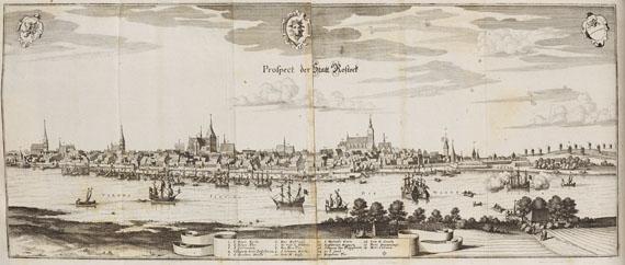 Matthäus (d.J.) Merian - Topographia Saxoniae Inferioris