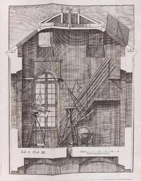 Johann Jakob Marinoni - De Astronomica specula. 1746