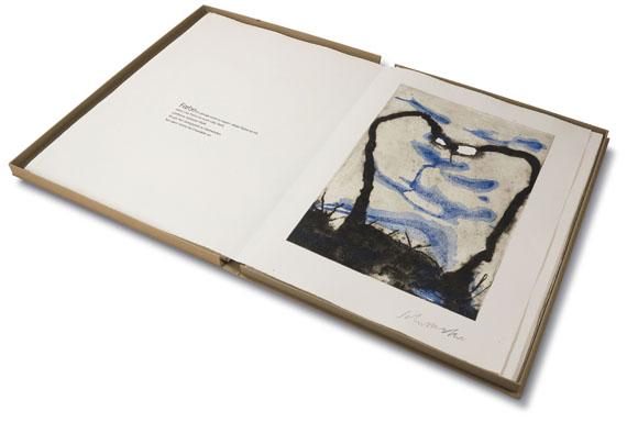 Emil Schumacher - Ein Buch mit sieben Siegeln