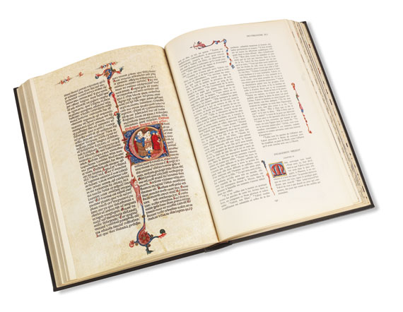 Bible, La - Faks. La Bible. 4 Bde.