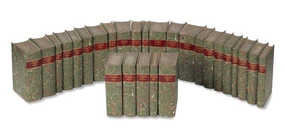 Gottlieb Tobias Wilhelm - Naturgeschichte, 27 Bde. - Weitere Abbildung