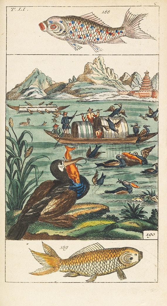 Gottlieb Tobias Wilhelm - Naturgeschichte, 27 Bde.
