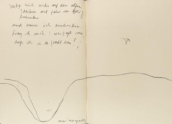Carsten Nicolai - Mein Labyrinth. 1993 - Dabei: Katalog