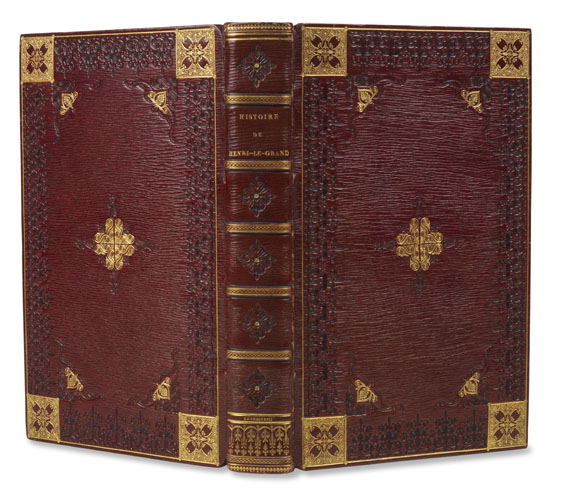 Hardouin de Perefixe - Histoire du Roi Henri-Le-Grand. 1816