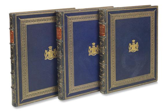 Edwin Carton Booth - Rough notes on the birds in the British Islands. 3 Bde. - Weitere Abbildung