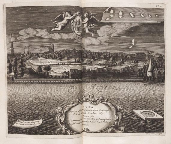 Stanislaw Lubieniecki - Theatrum Cometicum. 1666. - Weitere Abbildung