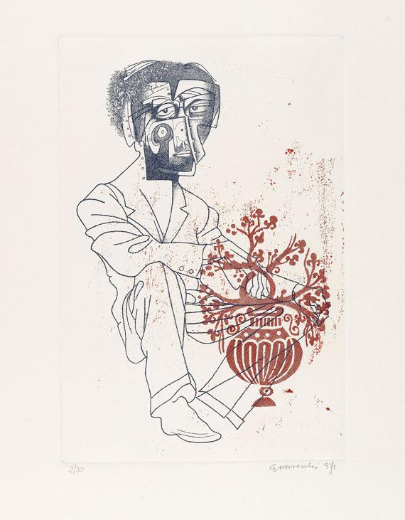 Giuseppe Guerreschi - An Maidon