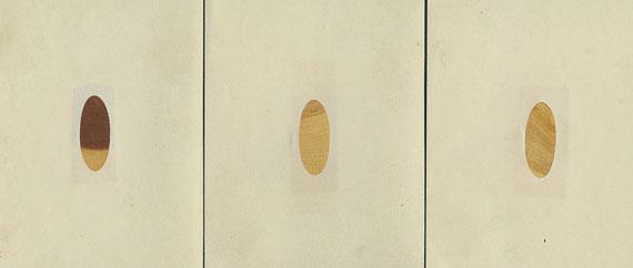 Nördlinger, Hermann von - Nördlinger, Herm. von, Querschnitte hundert Holzarten. 3 Bde. 1852-1861