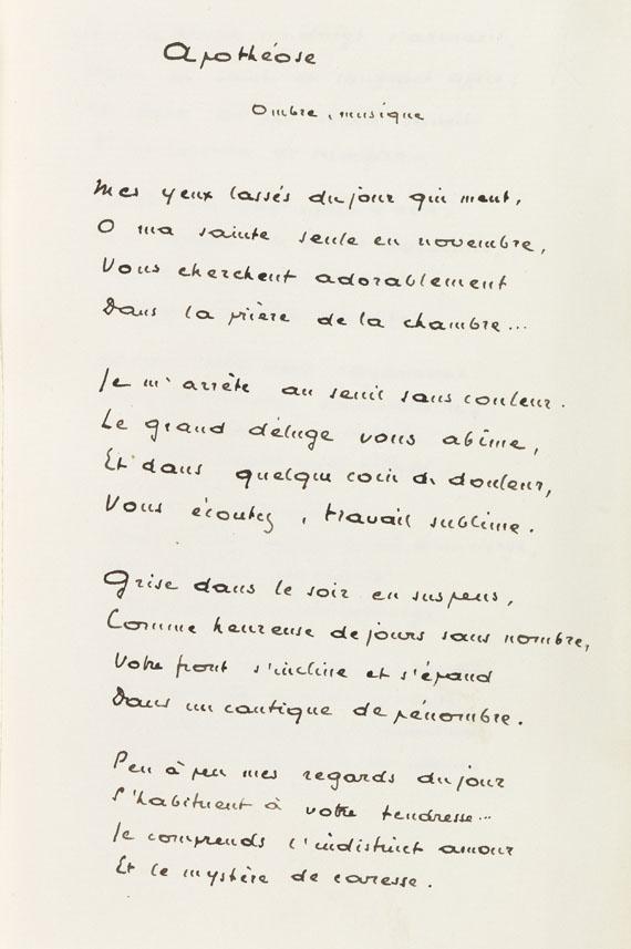 Henri Barbusse - Pleureuses. Poésies.