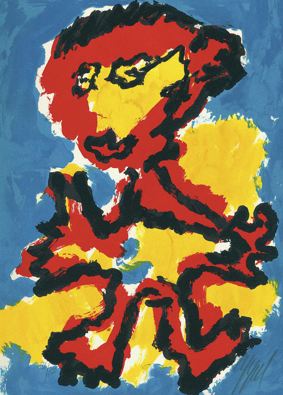 Karel Appel - Ragon, The early years 1937-1957