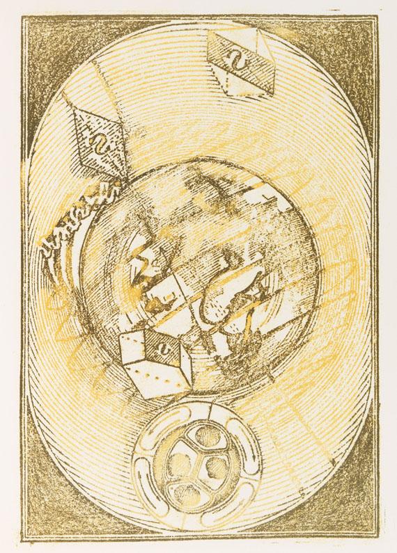 Max Ernst - Lewis Carrols Wunderhorn