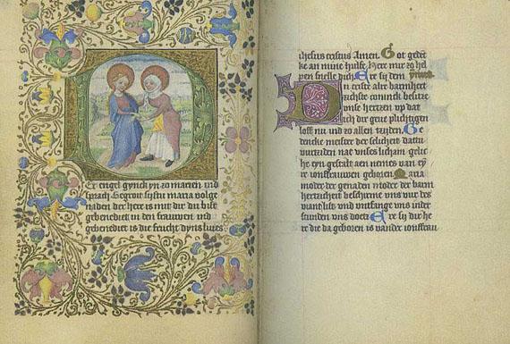 Lochner, Stephan - Stephan Lochner Gebetbuch