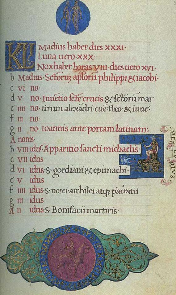 Mirandola Stundenbuch - Mirandola Stundenbuch