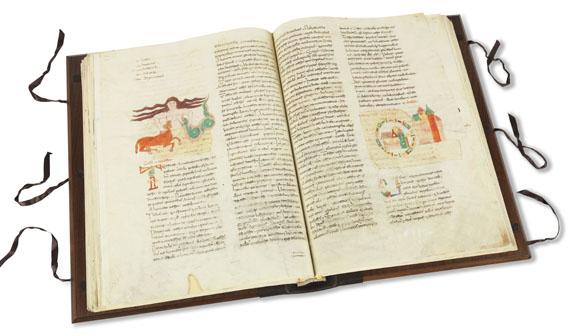 Hrabanus Maurus - Hrabanus Maurus, De rerum naturis. Dabei: 3 Kommentarbde.
