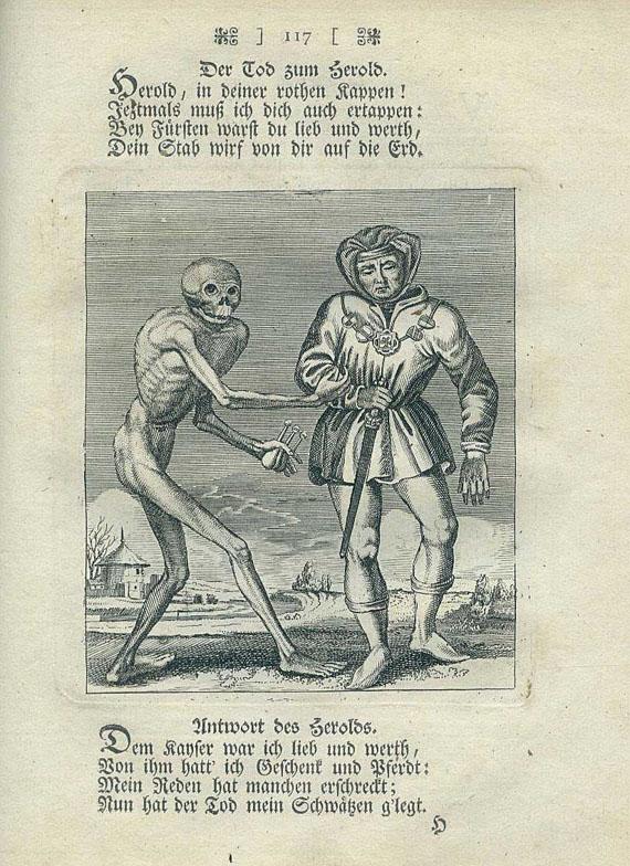Matthäus (d.Ä.) Merian - Todten Tanz