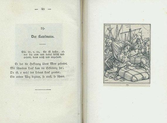 Hans Holbein d. J. - Holbeins Todtentanz. Dabei: Bilder des Todes, Inselverlag