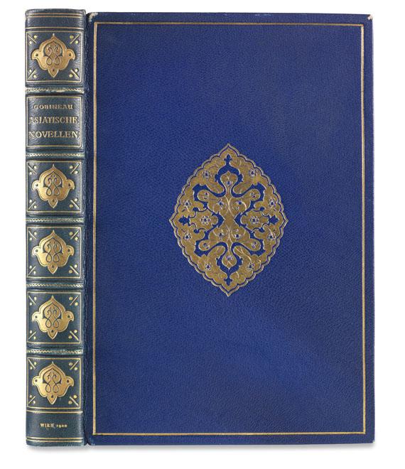 Joseph Arthur de Gobineau - Asiatische Novellen.