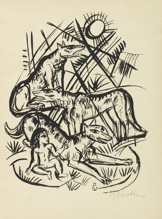 Richard Janthur - Kipling: Das Dschungelbuch