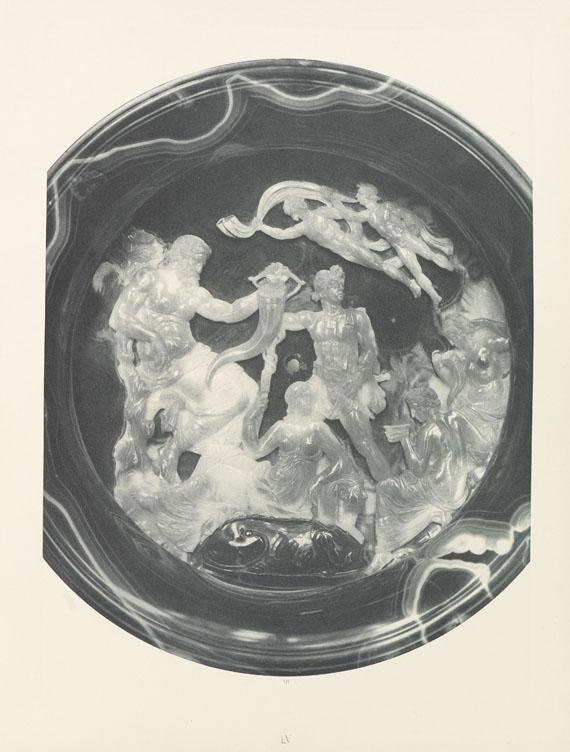 Adolf Furtwängler - Antiken Gemmen. 3 Bde.