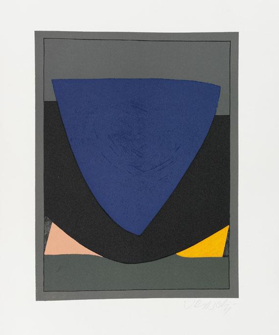 Victor Vasarely - Butor: Octal. Vorzugsausgabe