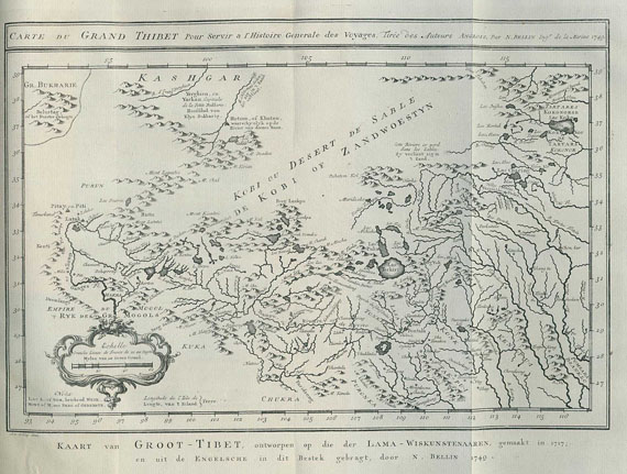Antoine-Francois Prévost d'Exiles - Histoire générale des voyages