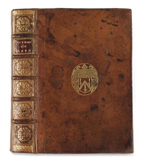 Schiffahrt - Desroches, Nicolas, Dictionaire des termes...