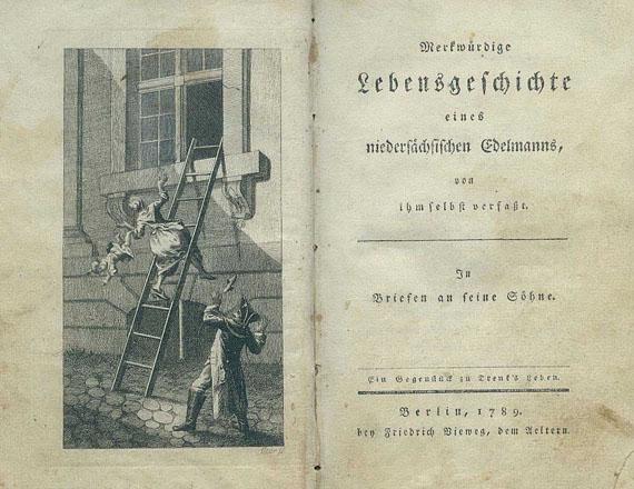 Johann Hartmann - Merkwürdige Lebensgeschichte