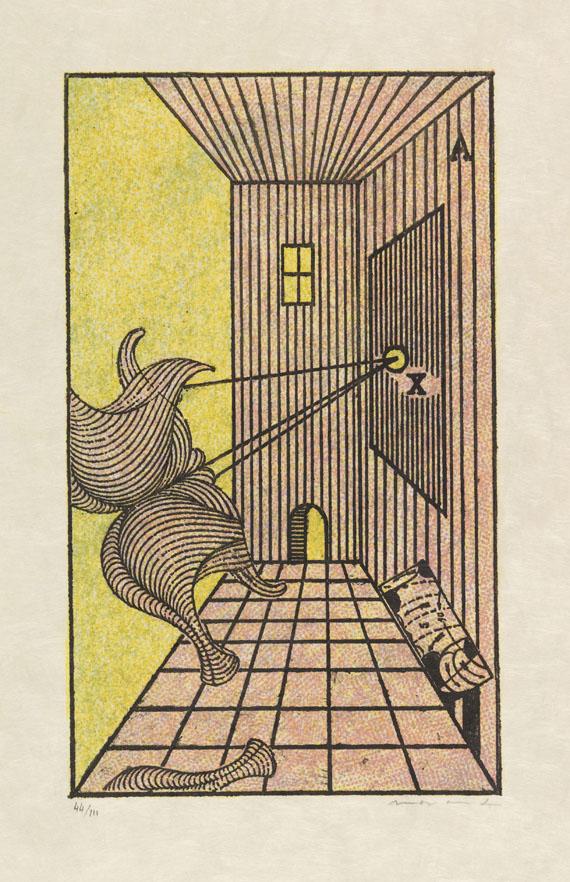 Max Ernst - Brusberg Dokumente 3