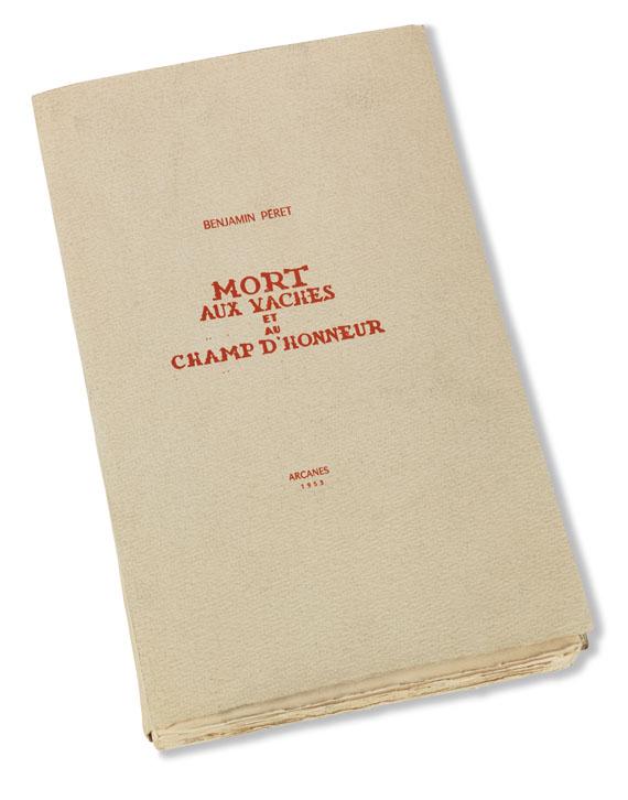 Max Ernst - Mort aux vaches et au champ d'honneur