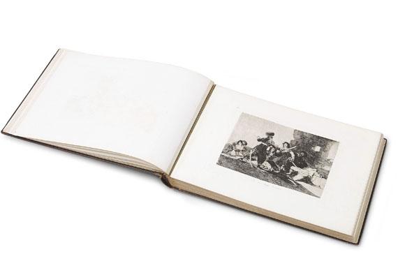 Francisco de Goya - Los desastres de la guerra - Weitere Abbildung
