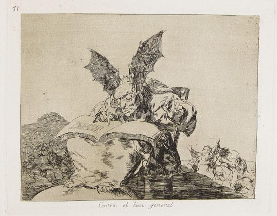 Francisco de Goya - Los desastres de la guerra
