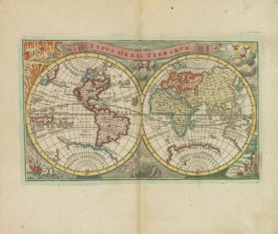 Atlanten - Zürner, Adam Friedrich, Atlas von der ganzen Welt für junge Leute.