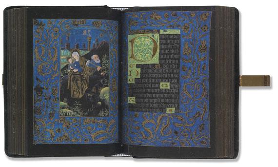 Schwarze Stundenbuch - Das Schwarze Stundenbuch. 2 Bde.
