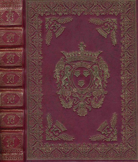 Duc de Berry - Trés belles heures de Duc de Berry. 2 Bde.
