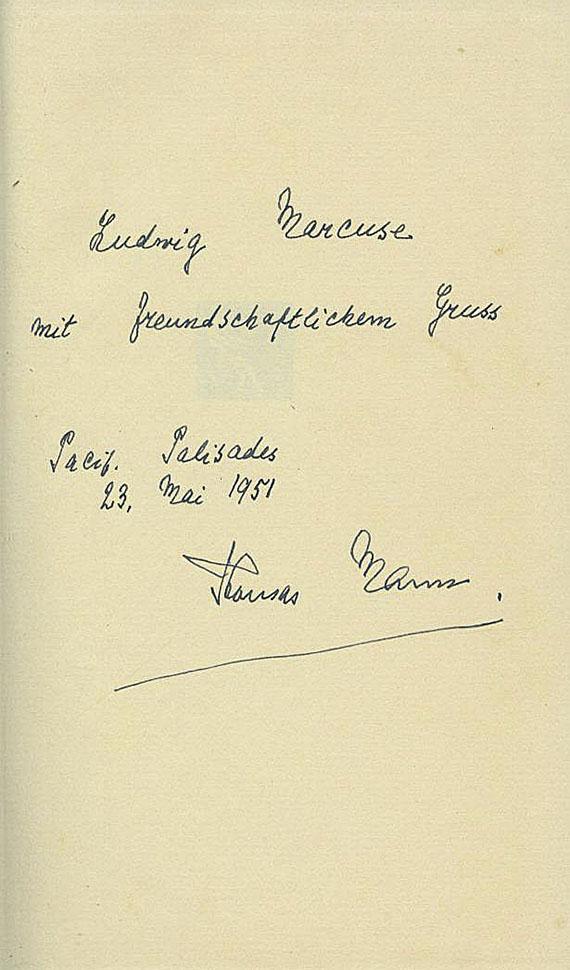 Thomas Mann - Der Erwählte