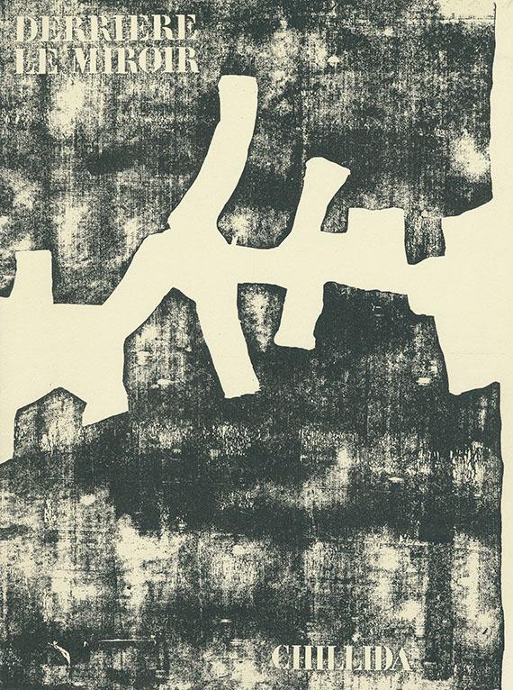 Eduardo Chillida - Derriere le miroir. 3 Hefte.