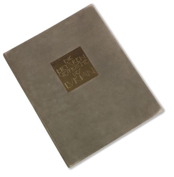 Gustav Klimt - Die Hetärengespräche des Lukian